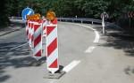 Přechodné dopravní značení DIO