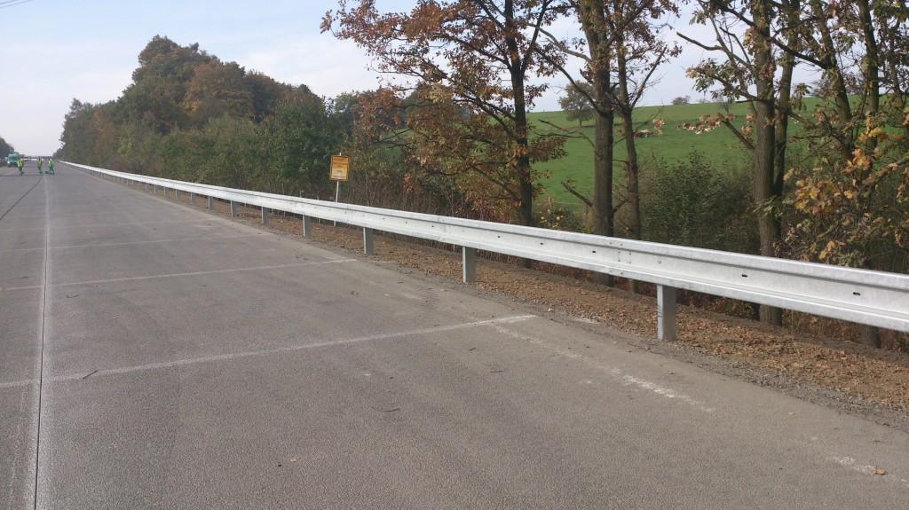 silniční svodidla
