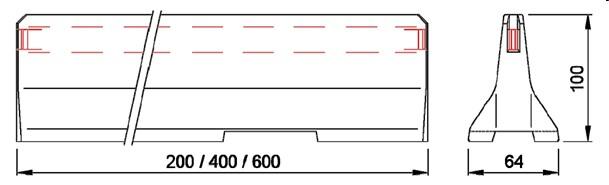 delta bloc 100S
