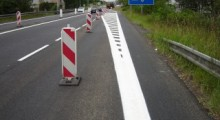 Svislé a vodorovné dopravní značení, cyklotrasy, orientační systémy …